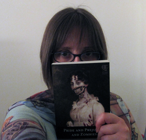 Pride and Prejudice and Zombies by Jane Austen and Seth Grahame-Smith