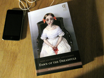 Pride and Prejudice and Zombies: Dawn of the Dreadfuls, Quirkbooks c2010