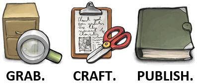 Anthologize: grab, craft, publish.